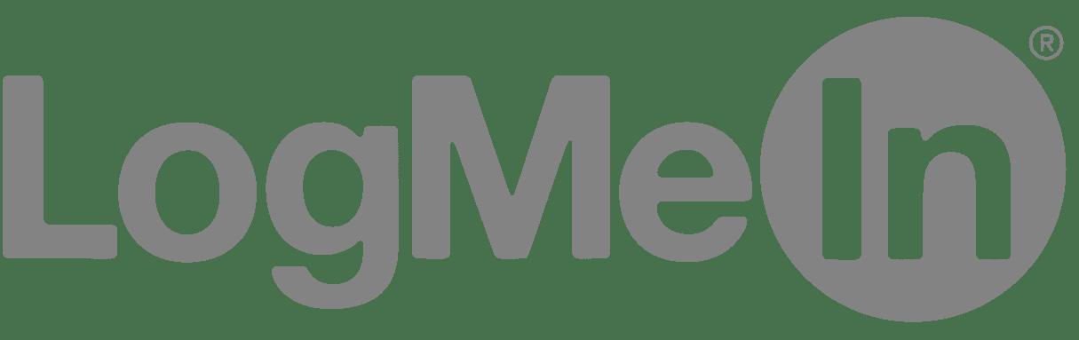 log me in company logo