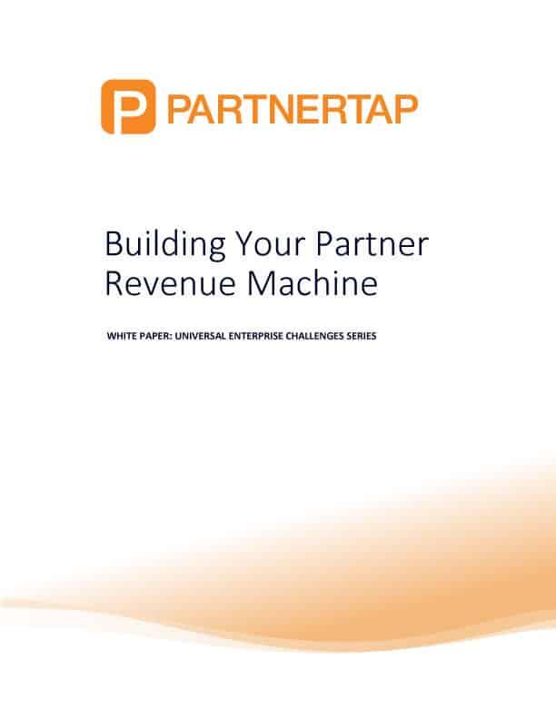 Partner Revenue Machine Whitepaper cover