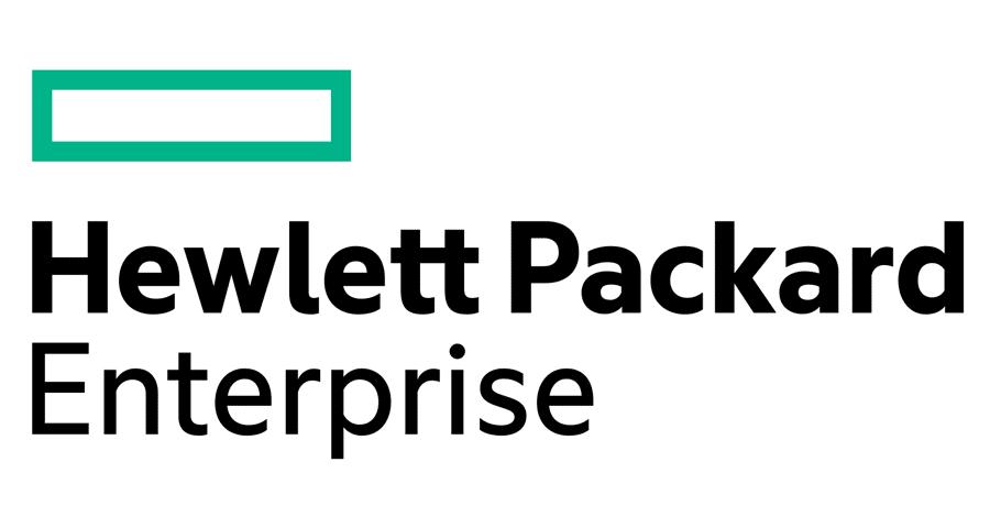 HPE company logo