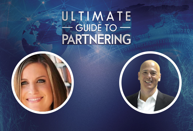 Ultimate Guide to Partnering Logo
