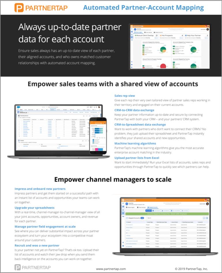 Partner Ecosystem Datasheet cover image