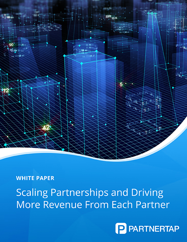 scaling partnerships white paper cover image