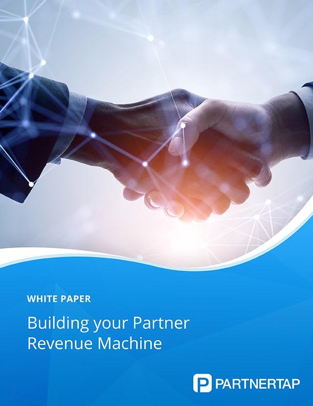 Building partner revenue white paper cover image